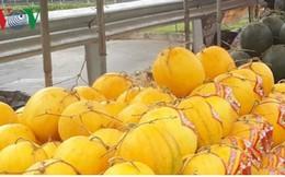 Thị trường hoa quả nhộn nhịp cuối năm, mâm ngũ quả tăng giá