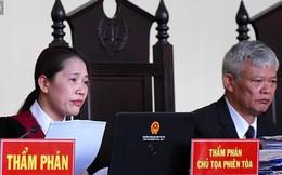 Nữ chủ tọa phiên tòa đánh bạc nghìn tỷ ở Phú Thọ và suất cơm hộp 25.000 đồng giữa sân tòa