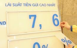 Ngân hàng lớn rục rịch giảm lãi suất huy động VND