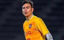 Văn Lâm ngồi dự bị, đội bóng Thái Lan của Lâm Tây bất ngờ bại trận trên đất Campuchia