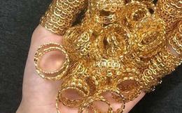 Nhẫn kim tiền, nhẫn lông voi giá rẻ rao bán rầm rầm cận ngày Vía Thần tài
