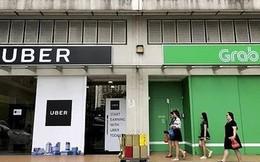 Thương vụ Grab mua Uber bị trả hồ sơ: Grab nói gì ?