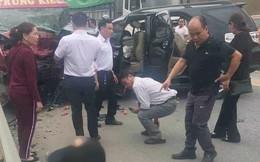 2 ô tô tông nhau kinh hoàng trên cao tốc Nội Bài-Lào Cai, 9 người bị thương