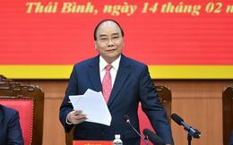 Thủ tướng: Thái Bình phải là tỉnh gương mẫu mọi mặt và giàu có