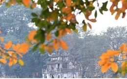 Ngỡ ngàng vẻ đẹp Hồ Gươm như mùa thu châu Âu
