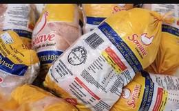 Trung Quốc áp thuế chống bán phá giá với thịt gà đông lạnh của Brazil