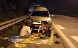 Lại trải chiếu, ngồi ăn trên cao tốc Nội Bài - Lào Cai: Đơn vị quản lý thông tin chính thức