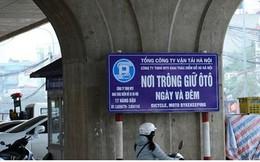 Xin điều chỉnh thông tư, Hà Nội muốn tiếp tục trông xe dưới gầm cầu 