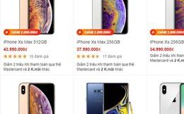 Sau Tết, smartphone đua giảm giá sốc xả hàng