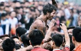 Cấm cướp phết Hiền Quan: Sao không nhìn vào mặt tích cực của lễ hội?