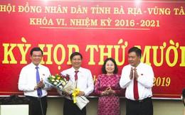 Bà Rịa – Vũng Tàu có tân Phó Chủ tịch tỉnh