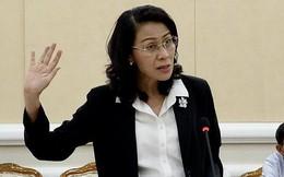 Các 'dấu ấn' nổi bật của Phó Chủ tịch TPHCM Nguyễn Thị Thu