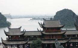 """Cận cảnh ngôi chùa lớn nhất thế giới ở """"Vịnh Hạ Long trên cạn"""""""