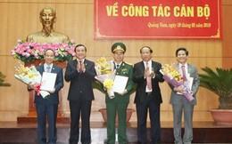 Quảng Nam bổ nhiệm nhân sự Ủy viên Ban Chấp hành Đảng bộ tỉnh