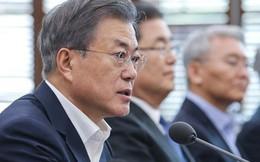 Tổng thống Hàn Quốc lên tiếng về Hội nghị Thượng đỉnh Mỹ-Triều