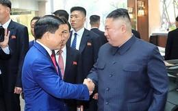 Hình ảnh Chủ tịch Triều Tiên Kim Jong-un bên trong khách sạn Melia