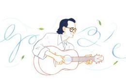 """Google 28/2 vinh danh Trịnh Công Sơn: """"Nhạc sĩ được yêu mến nhất tại Việt Nam"""""""