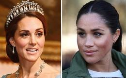 Chuyên gia cảnh báo Meghan cần ở đúng vị trí của mình, Công nương Kate mới là Hoàng hậu trong tương lai