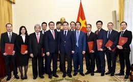Bộ Ngoại giao điều động, bổ nhiệm lãnh đạo chủ chốt