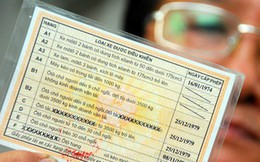 """Mất bằng lái phải thi lại: """"Tôi không nghĩ đây là đề xuất thông minh"""""""