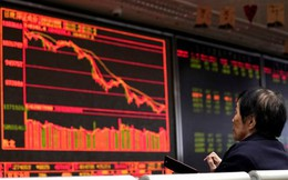 """Chứng khoán Trung Quốc """"bốc hơi"""" 345 tỷ USD vốn hóa trong 1 ngày"""