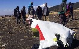 Vụ tai nạn máy bay thảm khốc ở Ethiopia: Cơ trưởng xin phép quay đầu ngay trước khi máy bay rơi