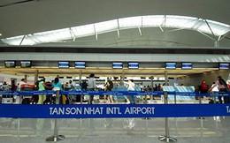Sân bay Tân Sơn Nhất bị xếp hạng chất lượng dịch vụ 'bét bảng'
