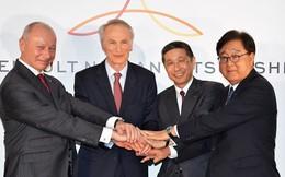 Động thái bất ngờ của 3 'ông lớn' ô tô Renault, Nissan và Mitsubishi