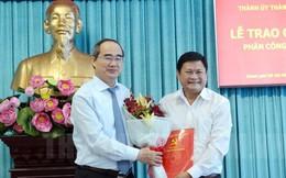 Phó Chủ tịch UBND TPHCM Huỳnh Cách Mạng nhận nhiệm vụ mới