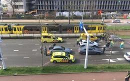 Vụ xả súng tại Hà Lan: Ít nhất 7 người bị thương tại hiện trường