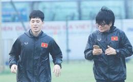 2 ngày trước khi thầy Park chốt danh sách, Đình Trọng vẫn không thể tập luyện