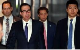 Đàm phán thương mại cấp cao Mỹ - Trung sẽ nối lại vào tuần tới