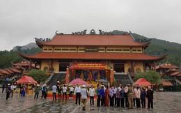 Giám đốc Sở TT&TT Quảng Ninh: Chùa Ba Vàng chưa có văn bản xin phép họp báo