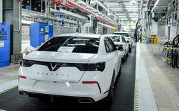 Chiếc sedan VinFast bất ngờ lộ diện, người dùng Việt thừa nhận: Xe quá đẹp!
