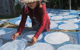 Mang bí quyết gia truyền từ miền Trung vào làng bánh tráng ở miền Tây