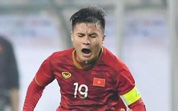 """Bị người Thái """"đánh"""" tơi tả, Quang Hải vẫn thể hiện bản lĩnh với pha solo đẳng cấp"""