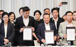 Liên minh 7 đảng đối lập của Thái Lan tuyên bố thắng bầu cử
