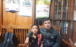Cậu bé đạp xe hơn 100 km từ Sơn La xuống Hà Nội thăm em: 'Cháu không thấy mệt, chỉ muốn nhanh chóng gặp em trai'