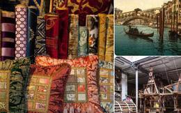 Nhung thành Venice: Sự tàn lụi của loại vải cao cấp vang bóng một thời vì đắt và khó khủng khiếp