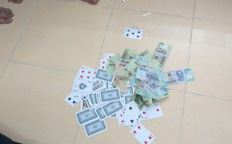 Vì sao đại uý công an ở Cần Thơ bị chuyển công tác sau khi bắt đánh bạc