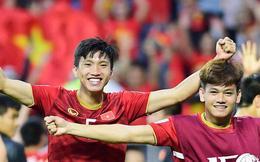 Tuyển Việt Nam dự Asian Cup 2019 được định giá 45 tỷ đồng, sốc với trường hợp Văn Hậu