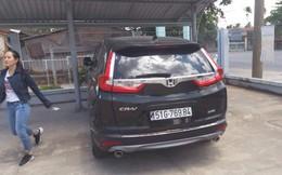 Nữ lái xe BKS TP HCM gây tai nạn ở Tiền Giang còn xưng là người nhà lãnh đạo