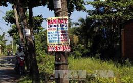Xử lý rốt ráo tình trạng rao bán đất nền sai quy định tại huyện Củ Chi