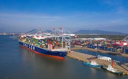 Cái Mép là á quân về khai thác cảng tại châu Á