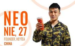 Chủ thương hiệu trà sữa vào top 30 under 30 châu Á của Forbes