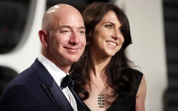 Vợ ông chủ Amazon sẽ nhận 35,6 tỷ USD sau ly hôn