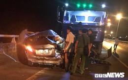 Tai nạn thảm khốc gần cửa hầm Hải Vân, 5 người thương vong
