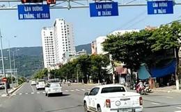 Đà Nẵng: Trích xuất camera truy tìm đoàn xe ô tô ngang nhiên vượt đèn đỏ