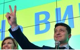 Ukraine chính thức công bố kết quả bầu cử Tổng thống vòng 1