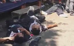 Chủ tịch TP Quy Nhơn thông tin về vụ xe sang Lexus lao vào đội khiêng quan tài, người chết, bị thương nằm la liệt
